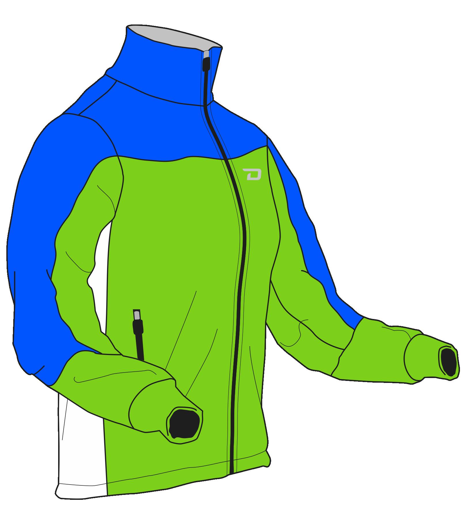 D001 – Giubbino Racing