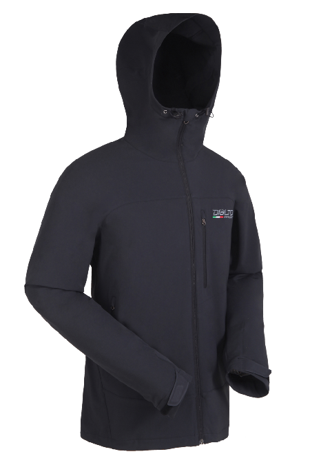 D8063 – Men's Norfolk Hoody