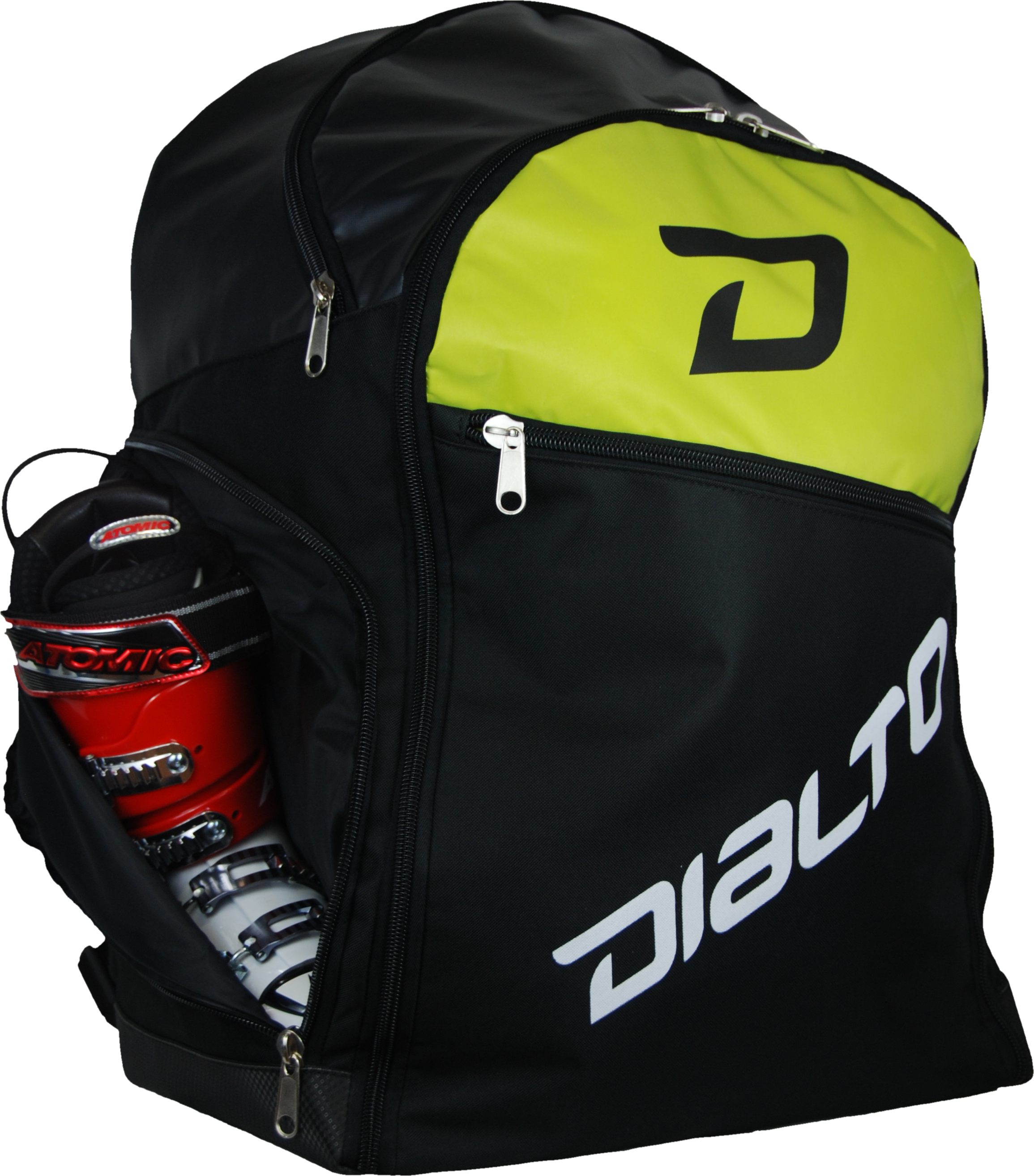D90 – BIG BACKPACK